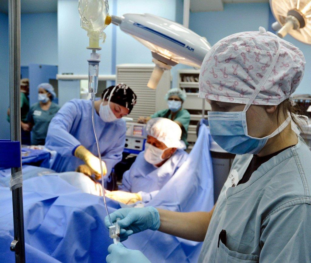 por que fazer técnico em enfermagem